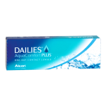 Focus dailies aqua confort plus